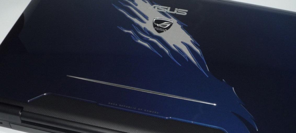 Asus ROG G60J