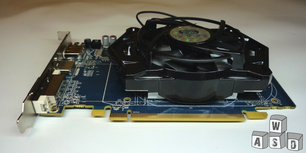 Sapphire Radeon HD5670