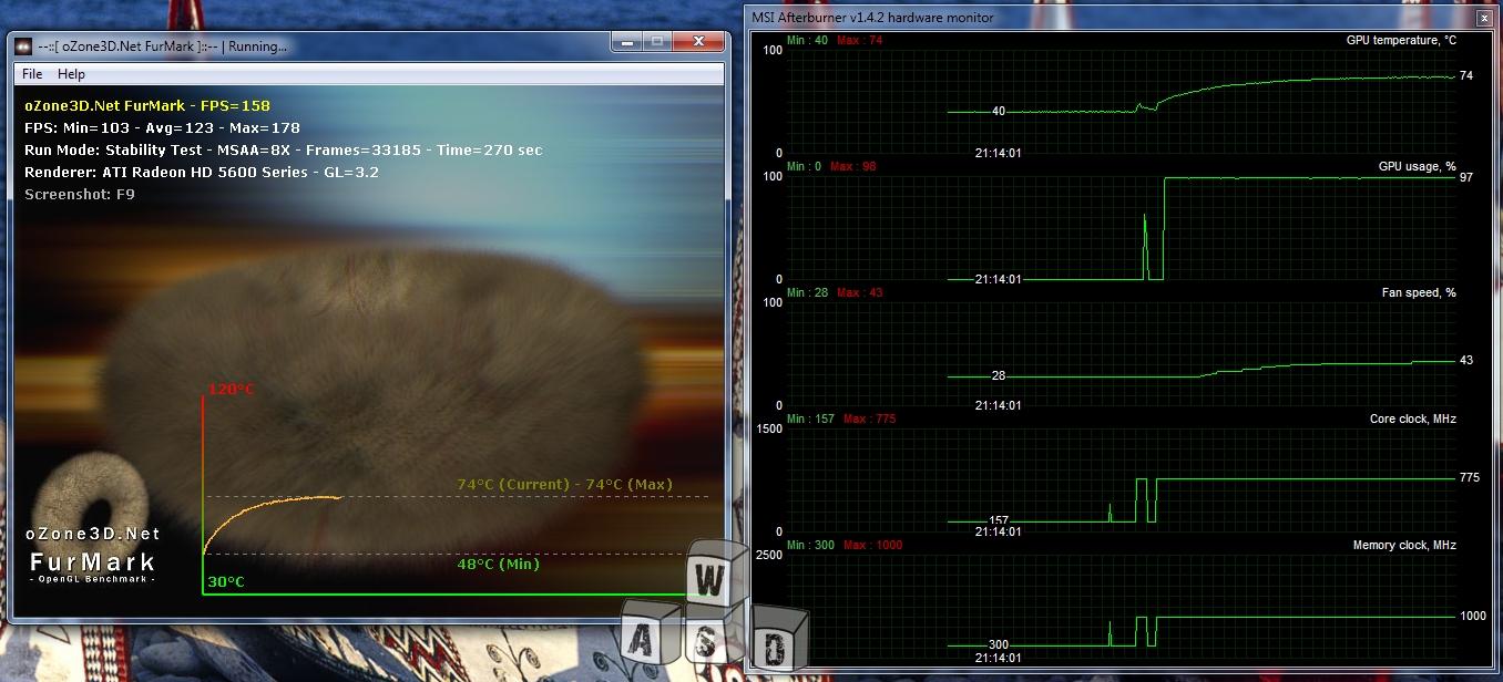ATI Radeon HD 5670 model de referinţă