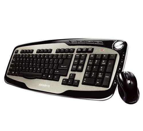 tastatura KM7600 şi mouse-ul  M7700B