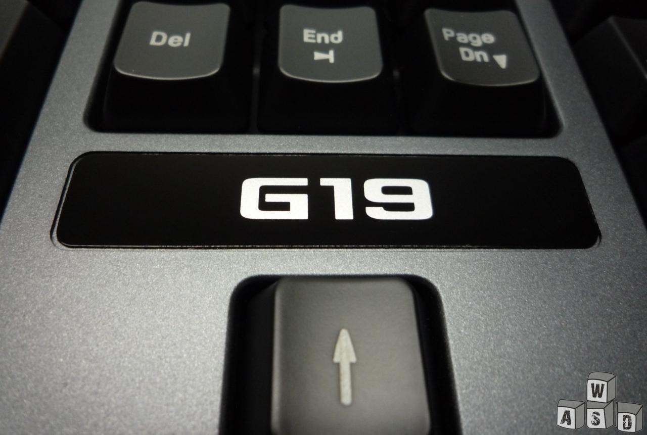 Logitech G19