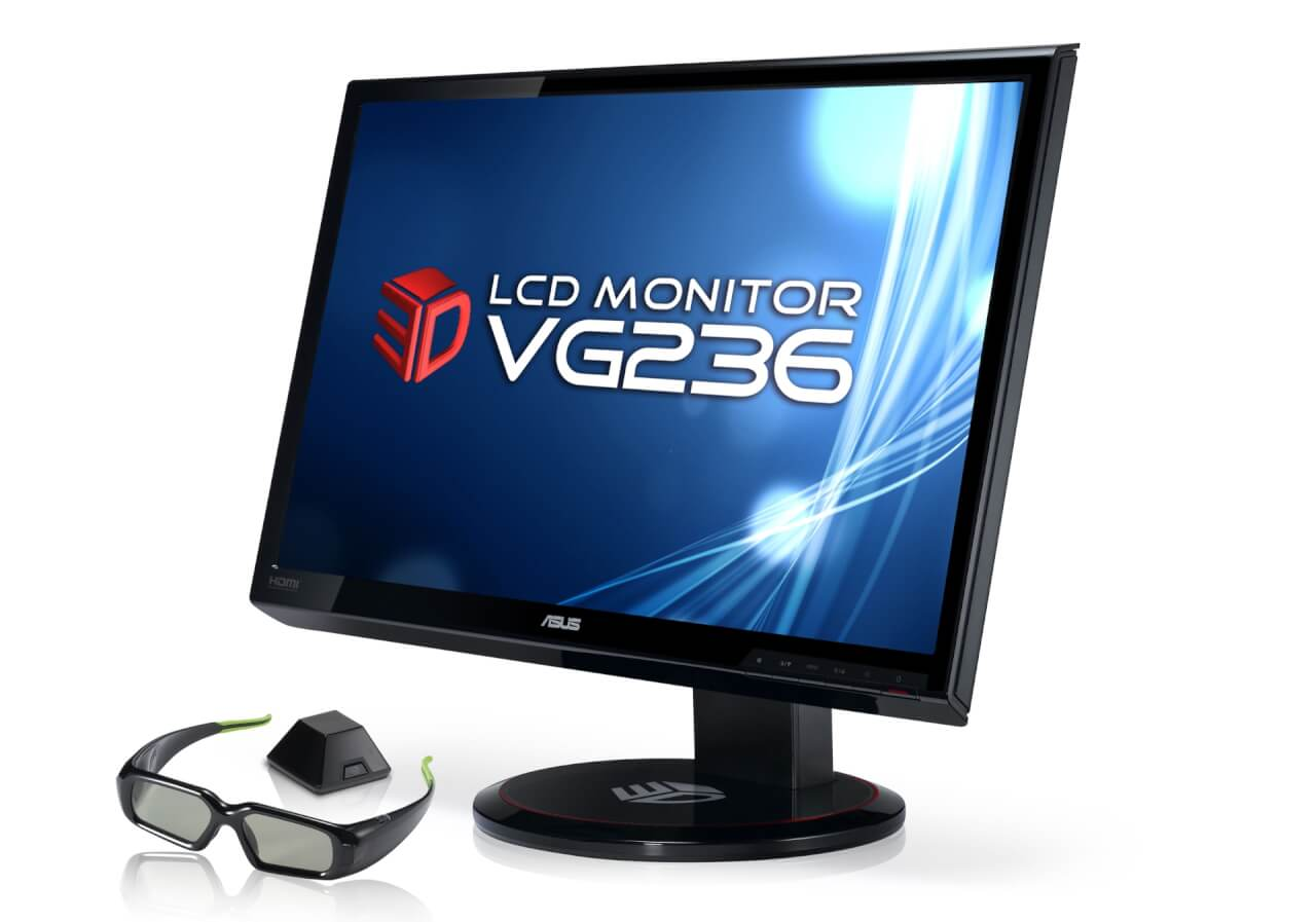 Asus VG236H 120 Hz