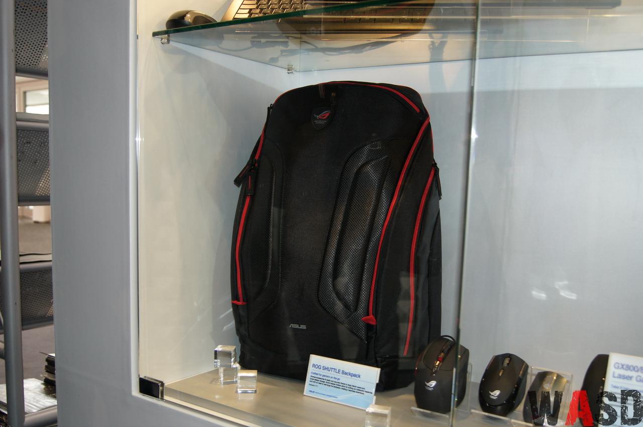 ASUS Shuttle ROG Backpack