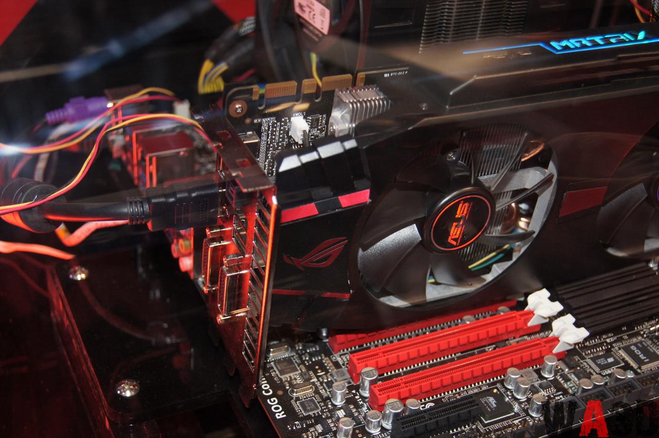 ASUS GeForce GTX 580 Matrix