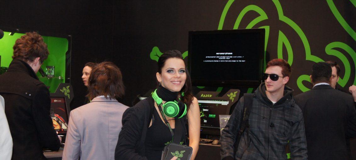 CEBIT 2011: Razer