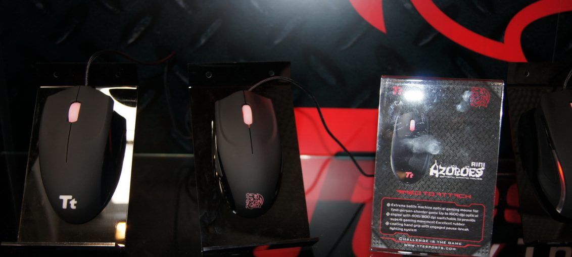 CEBIT 2011: TT eSports