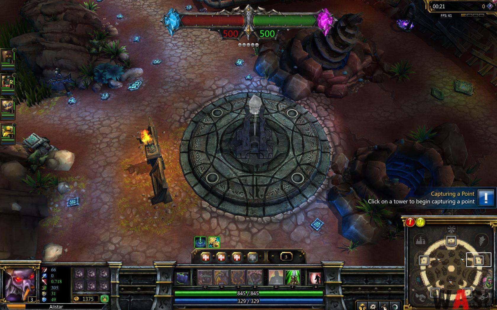 League of Legends Dominion
