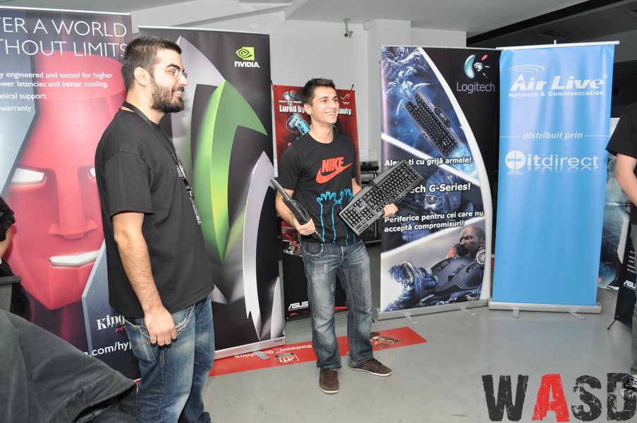 WASD Battlefield 3 WARDAY