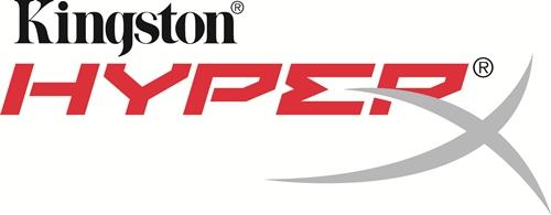 New HyperX Logo white background