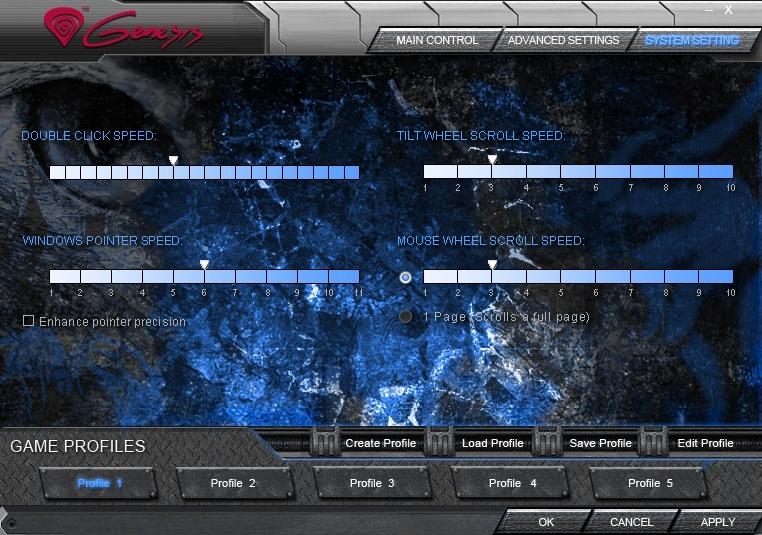 Natec Genesis GX55
