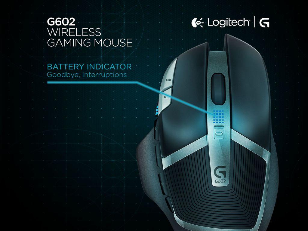 LogitechG6022