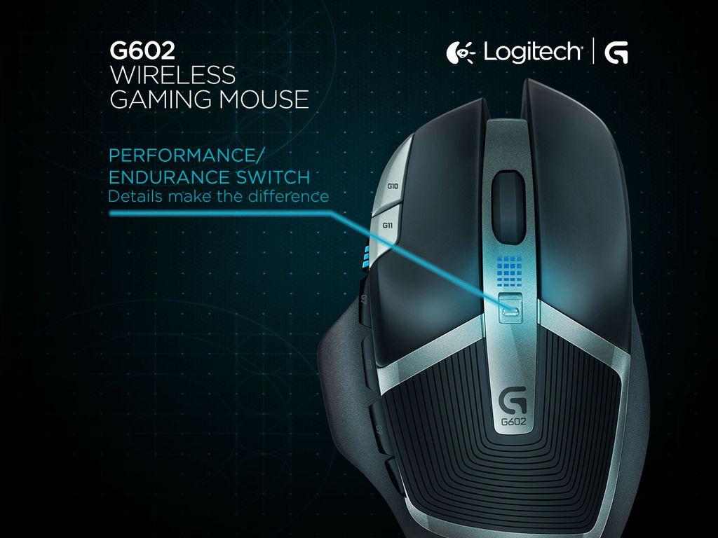 LogitechG6025