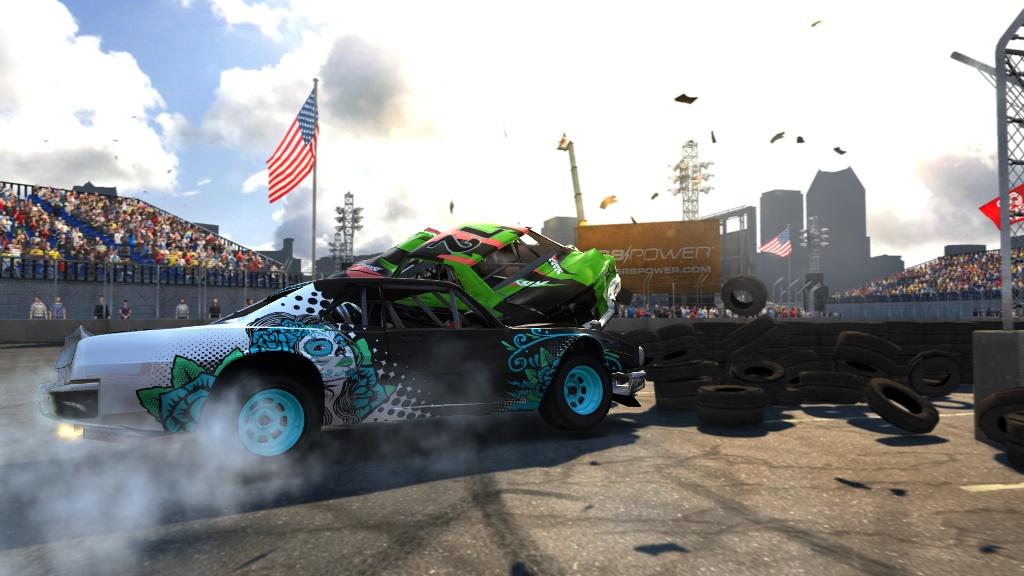 GRID 2 All COD Screenshot Demo Derby 04