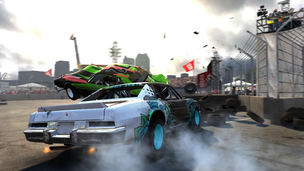 GRID 2 All COD Screenshot Demo Derby 05