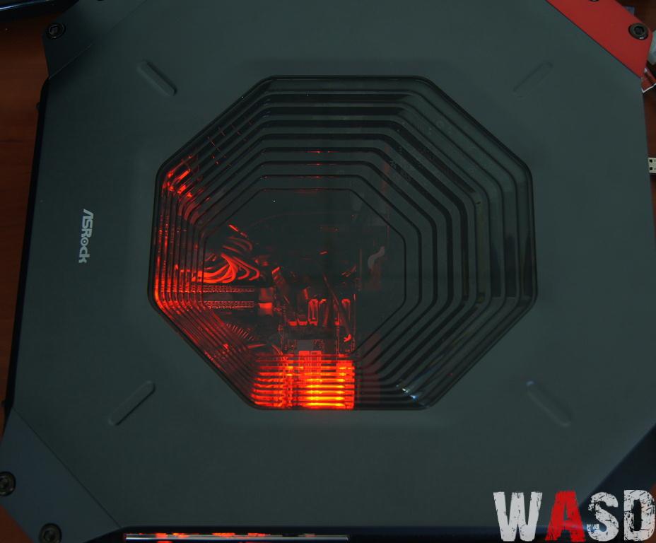ASRock M8 gaming barebone