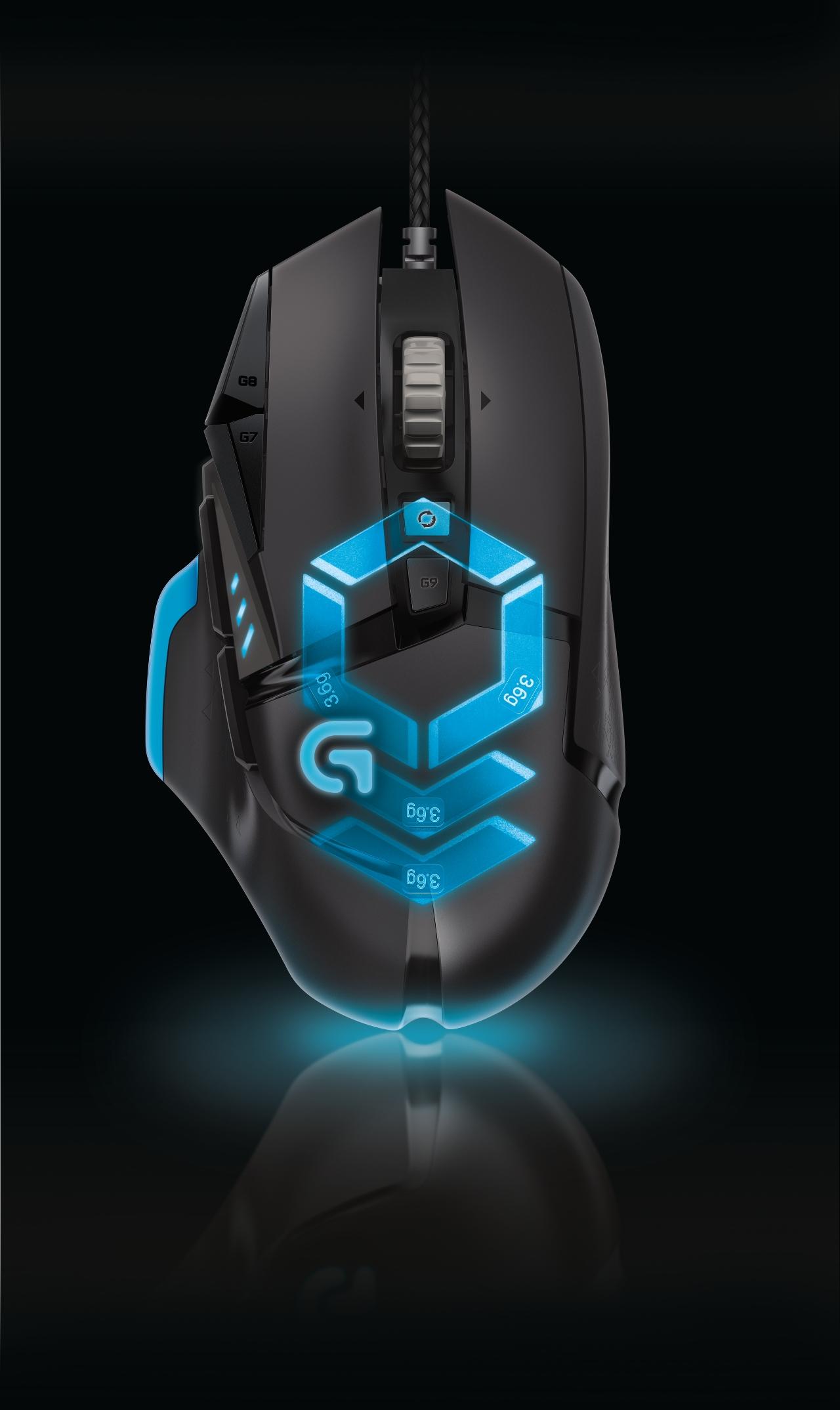 Logitech G502 2
