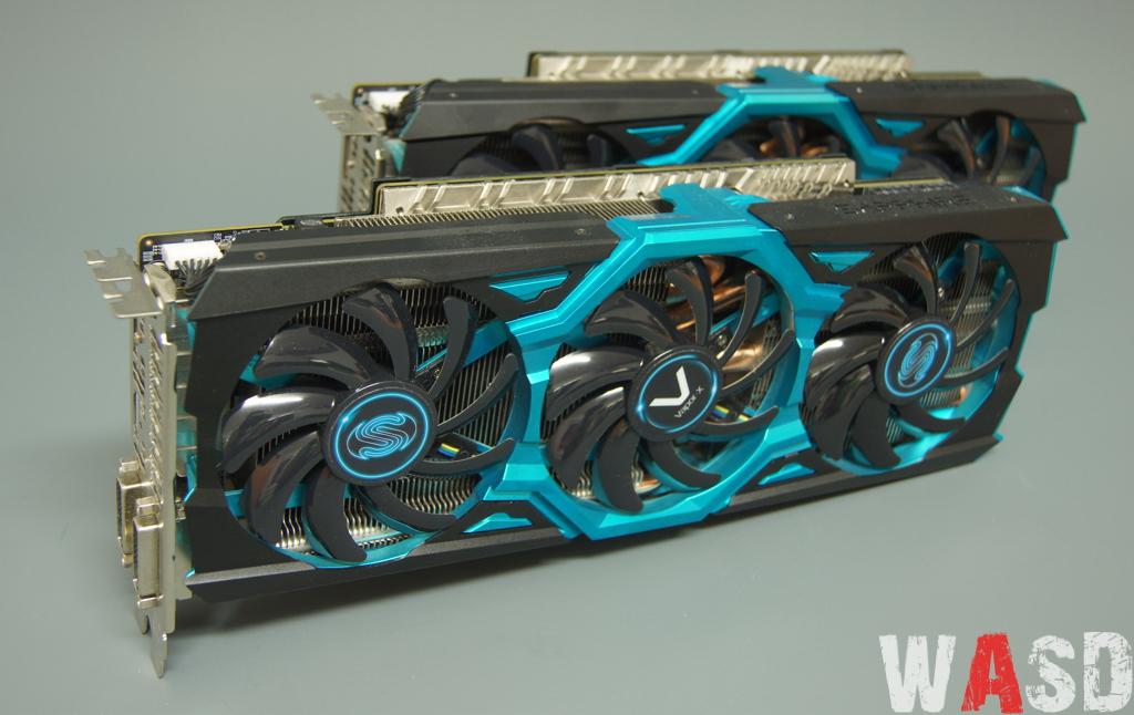 Sapphire Vapor-X OC Radeon R9 290 si R9 290X review
