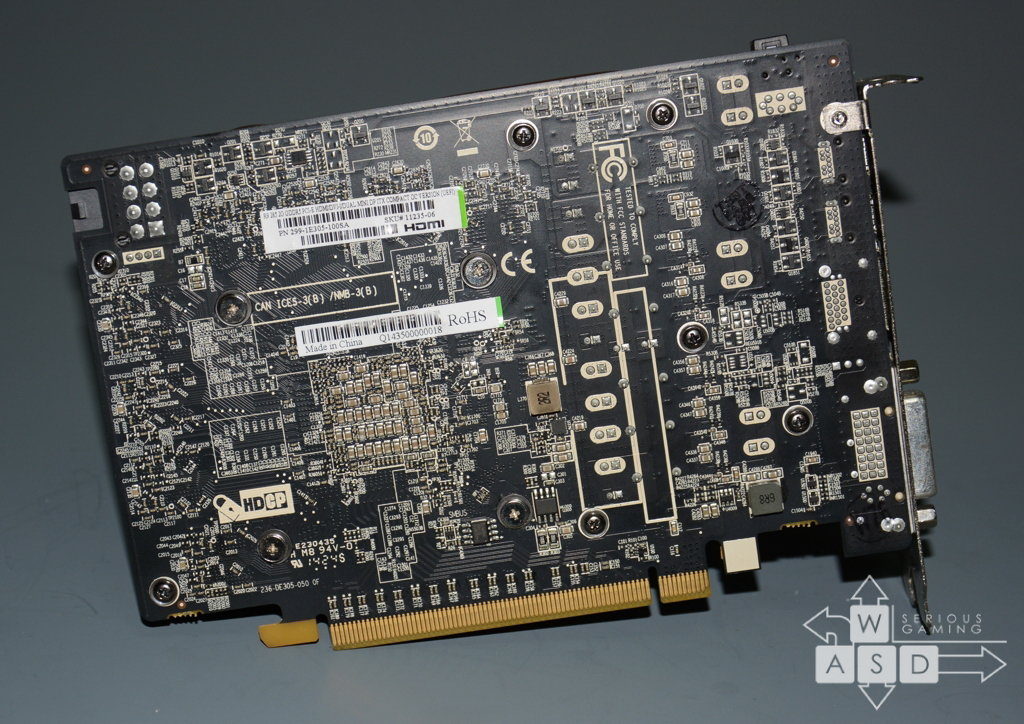 Sapphire R9 285 2GB GDDR5 ITX Compact OC Edition review