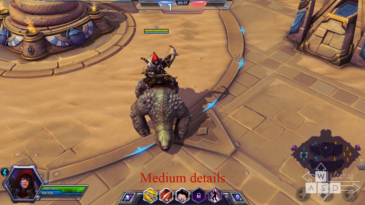 Heroes of the Storm preview - medium details