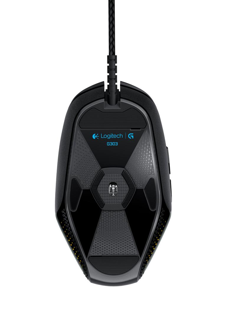 Logitech G303 7