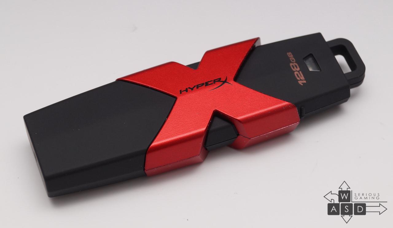 Kingston HyperX Savage USB Flash Drive 128 GB