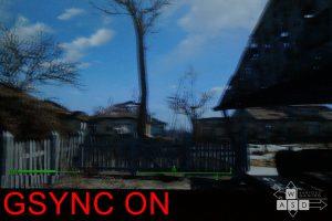 gsync on