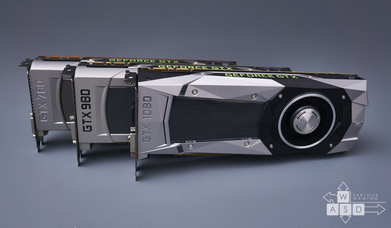 Nvidia GeForce GTX 780 & 980 & 1080