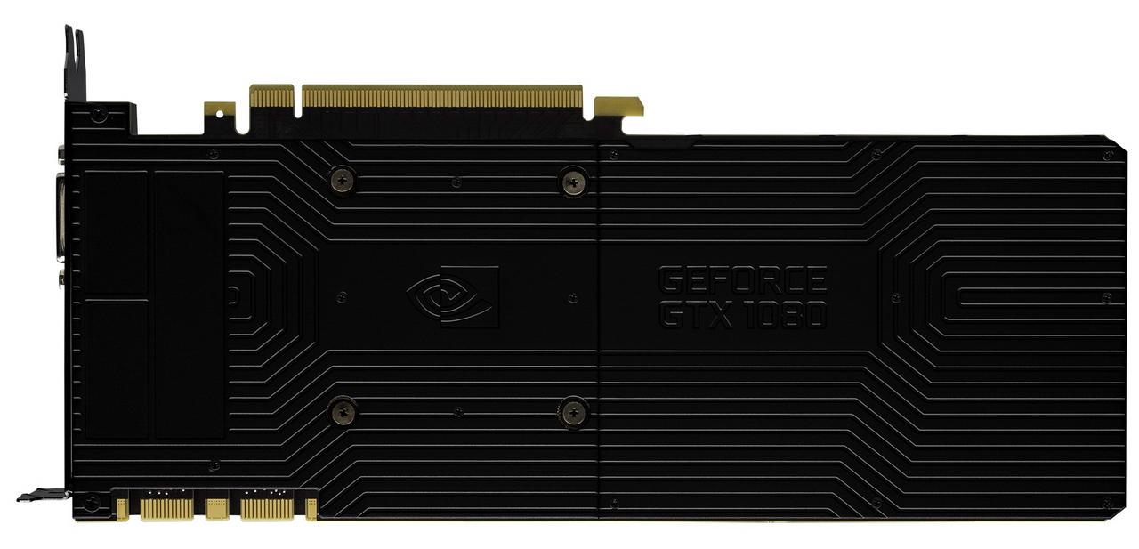 GeForce GTX 1080 Back 1