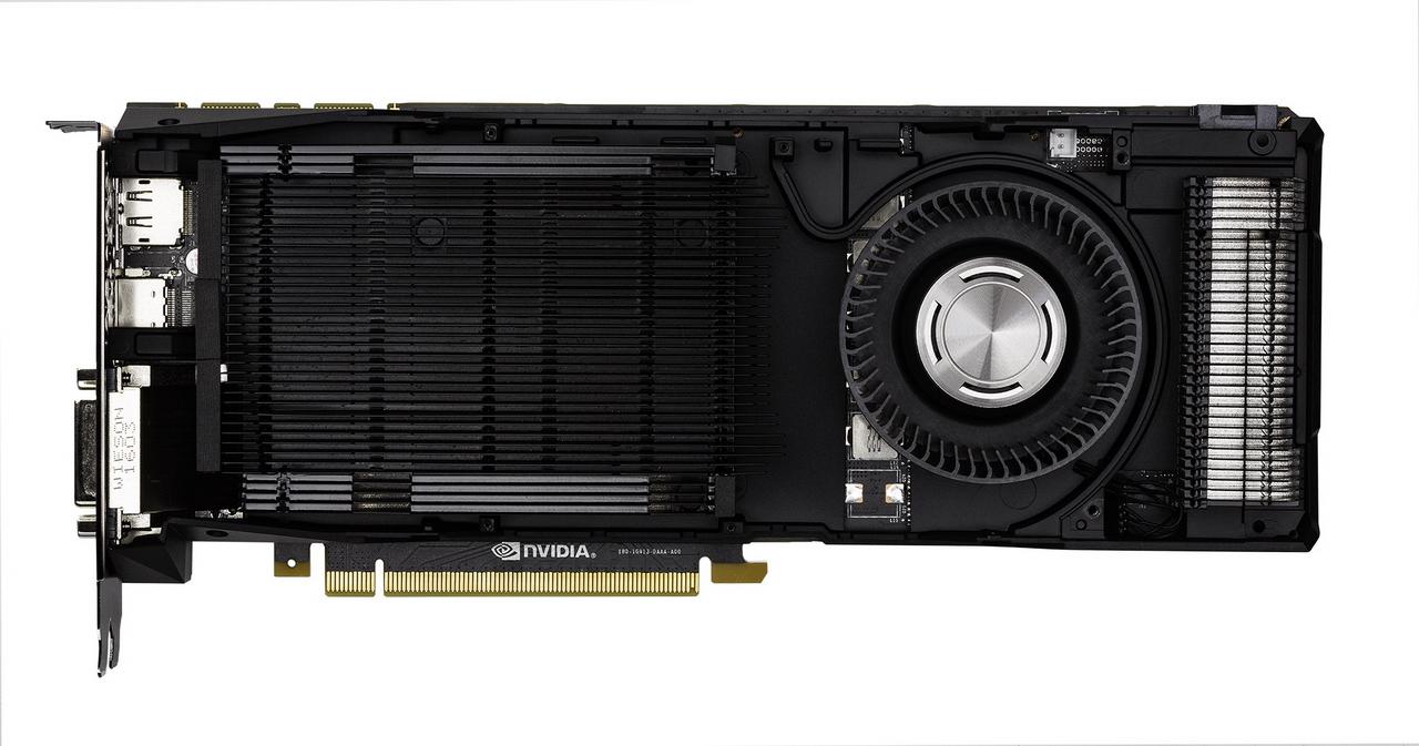 GeForce GTX 1080 Front 2