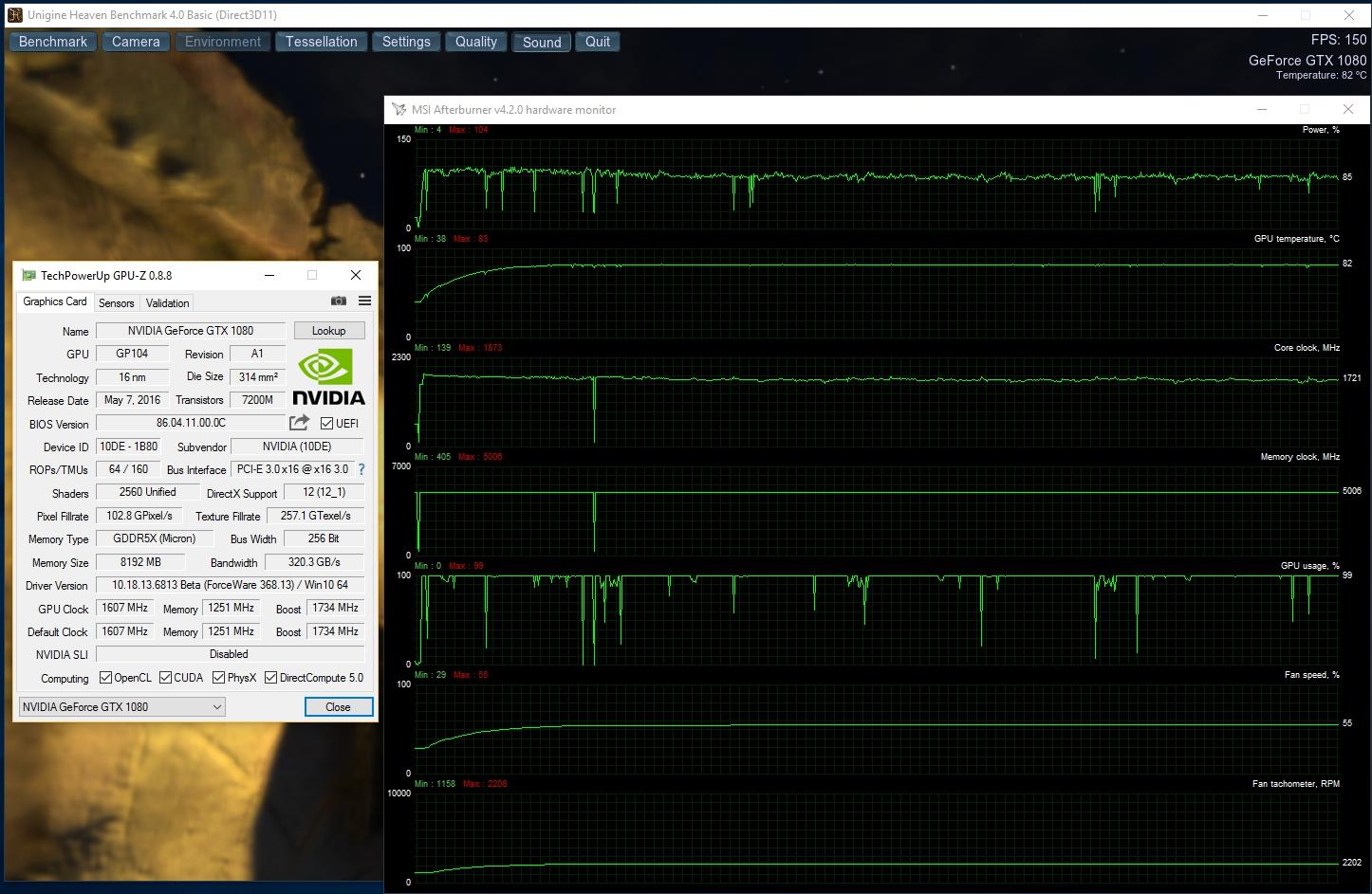gpu load default 1080