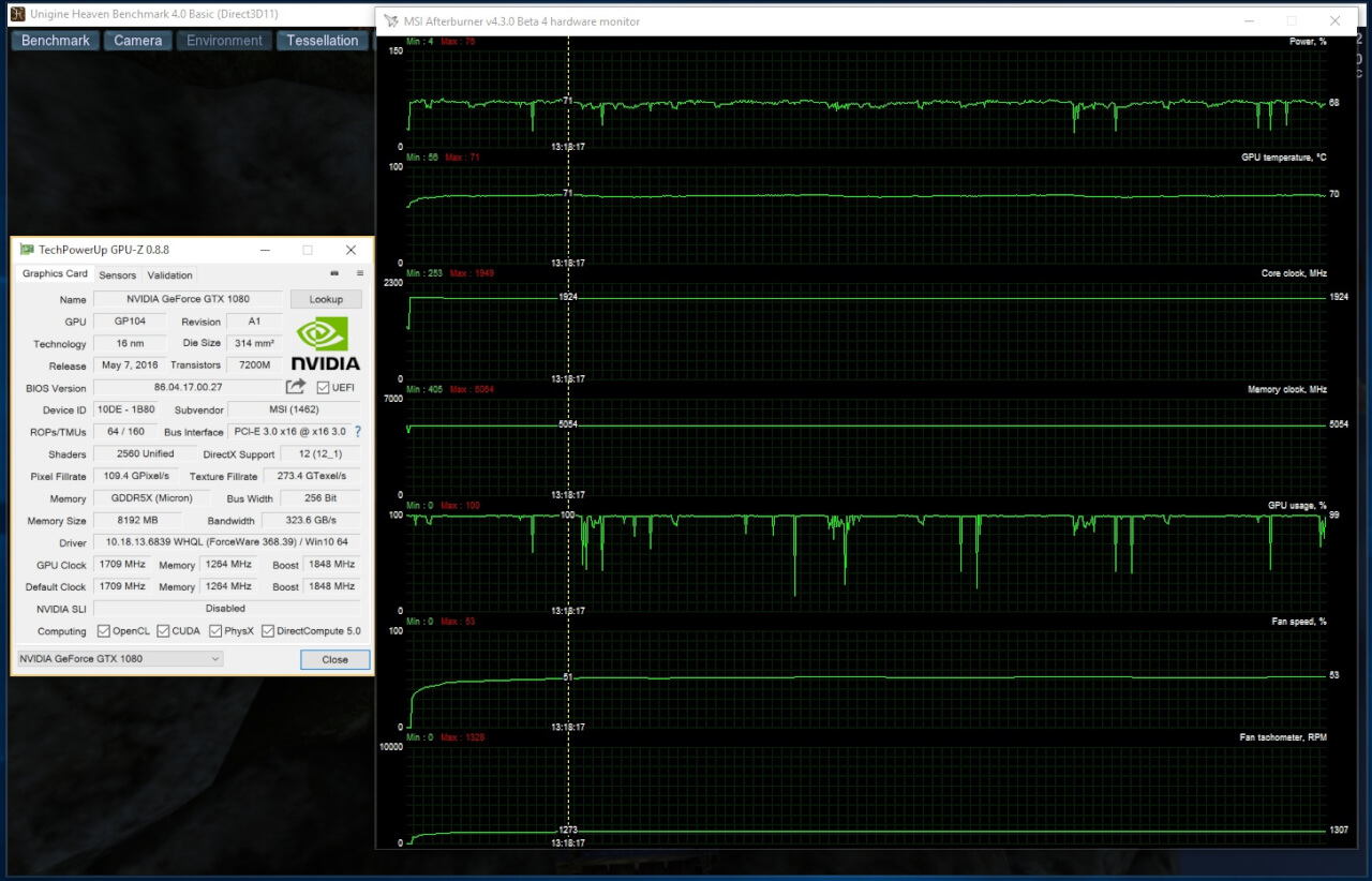 msi default load auto