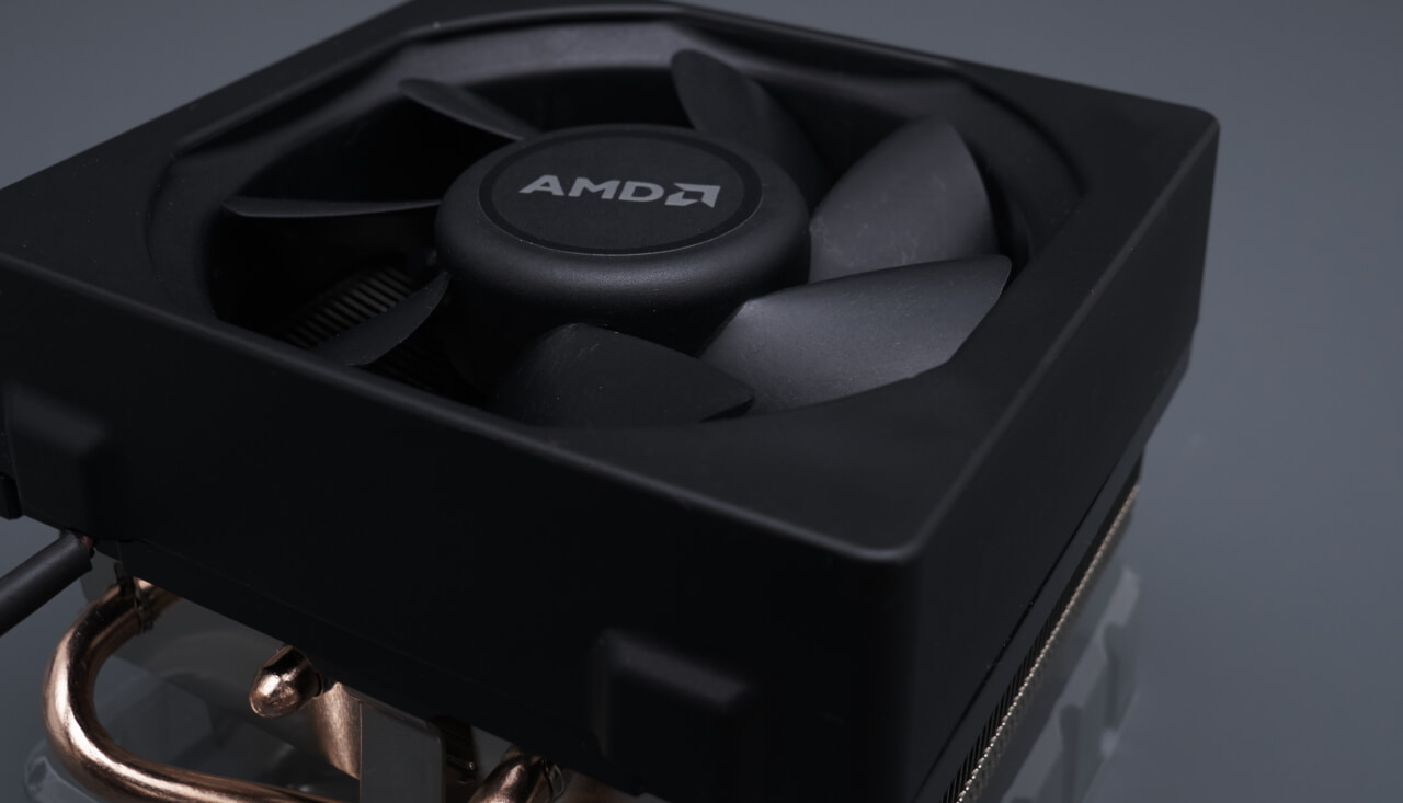 AMD Wraith Cooler review | WASD