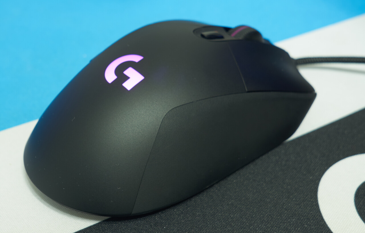 Logitech G403 wired gaming mouse
