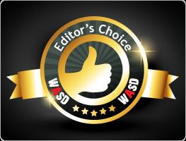 Editor's Choice WASD Award
