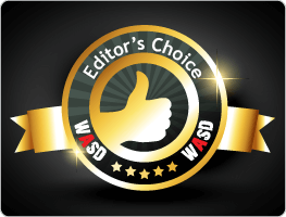 Editor's Choice WASD Award