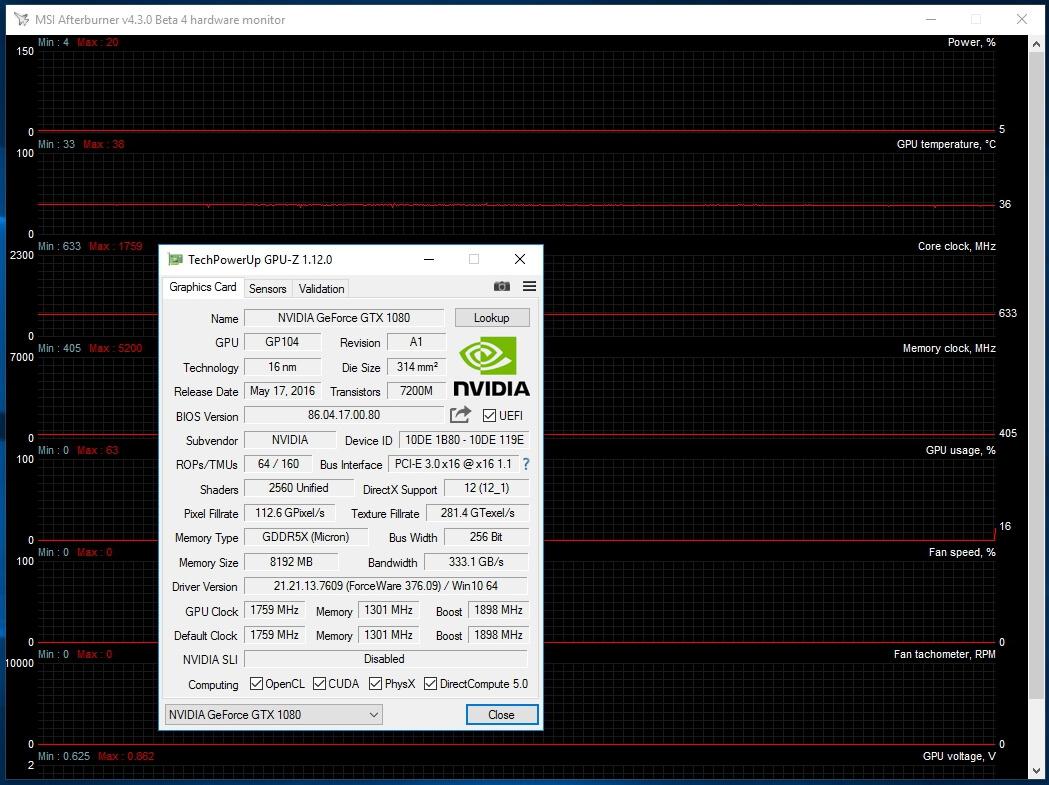 Inno3D GeForce GTX 1080 iChill X3
