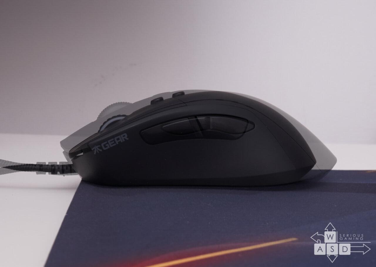 Fnatic Gear Clutch G1 vs Logitech G403