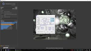 Intel Core i7 6700K Cinebench