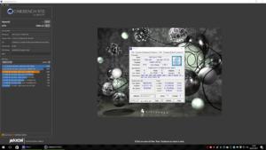 Intel Core i7 7700K Cinebench
