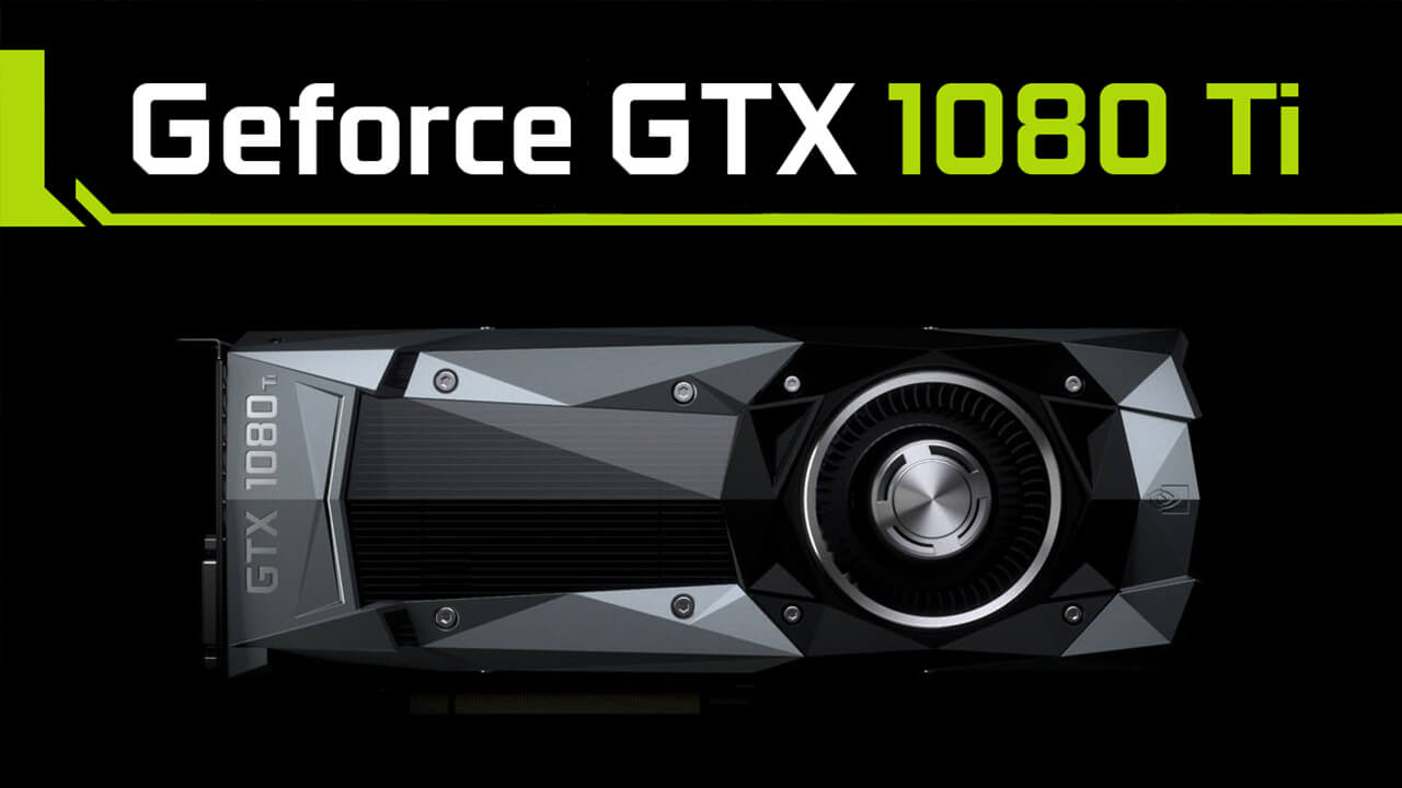 GTX 1080Ti launch date specs