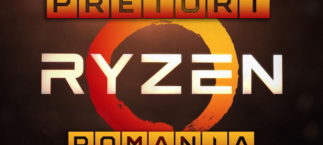 AMD Ryzen preturi Romania
