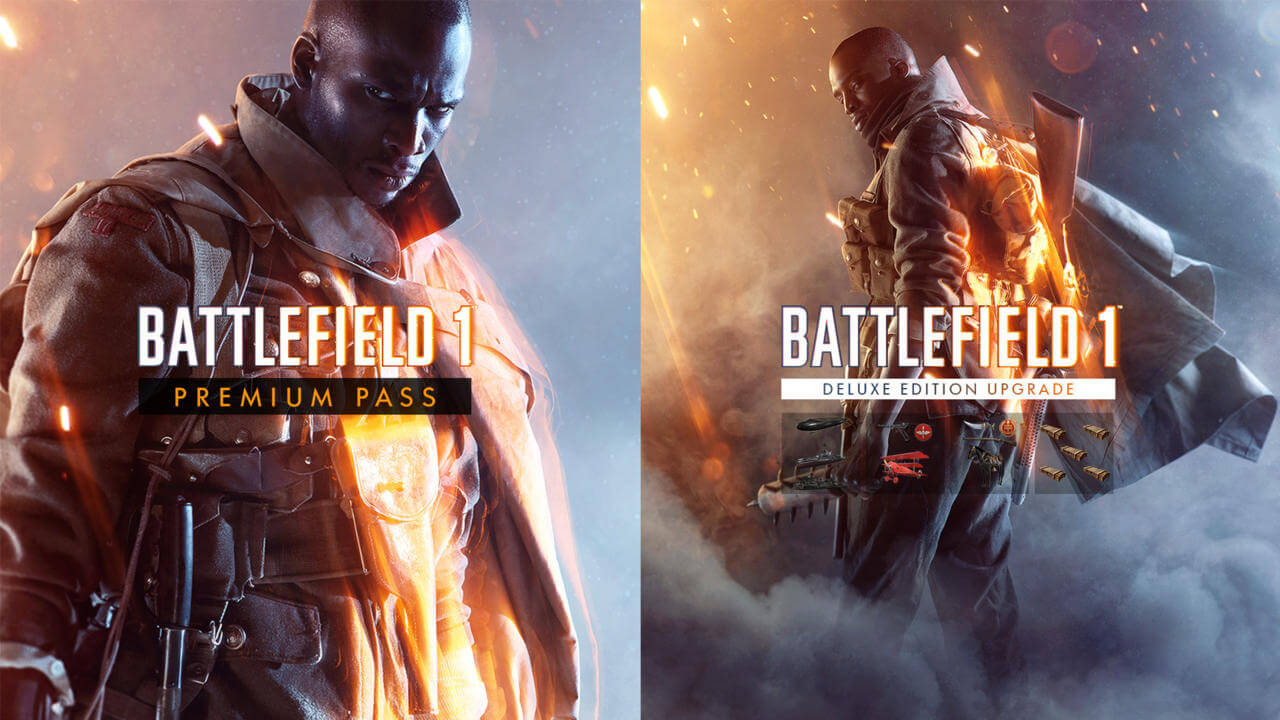 Battlefield 1 Deluxe free