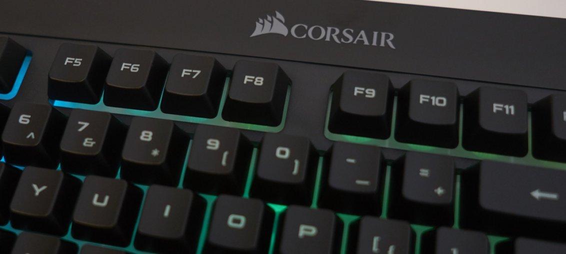 Corsair K55 RGB