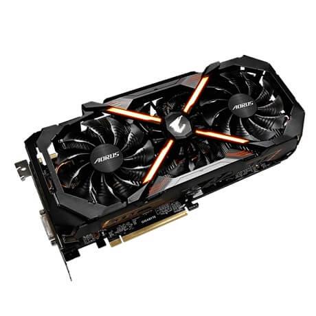 Aorus GeForce GTX 1080 Ti Xtreme Edition
