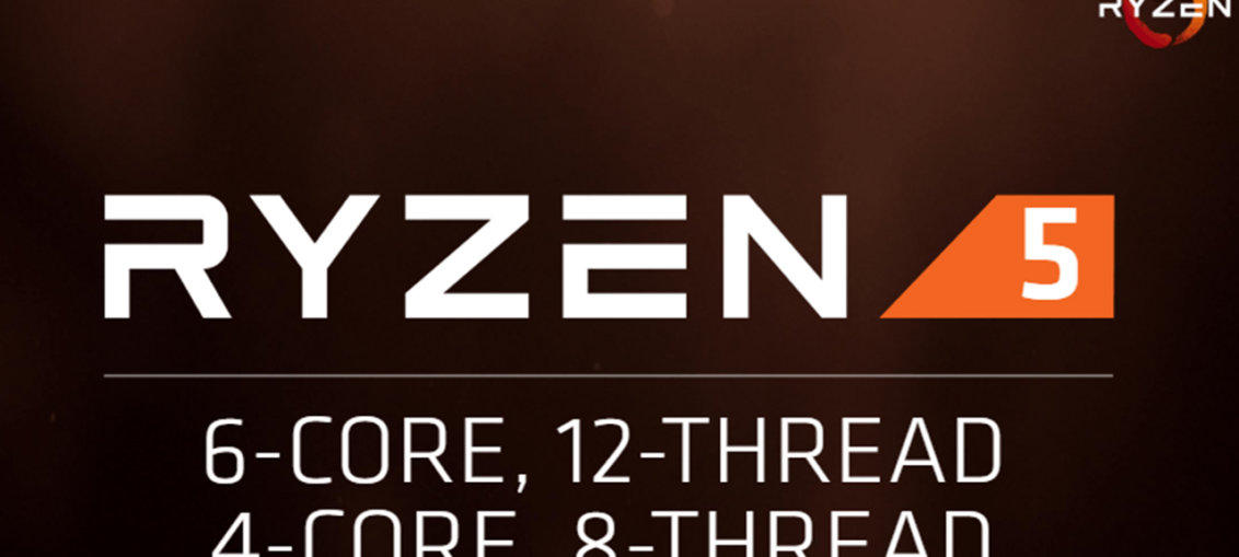 AMD Ryzen 5 CPus