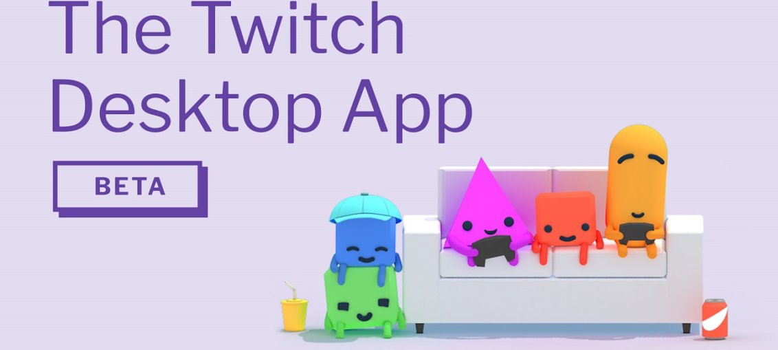 Twitch desktop app