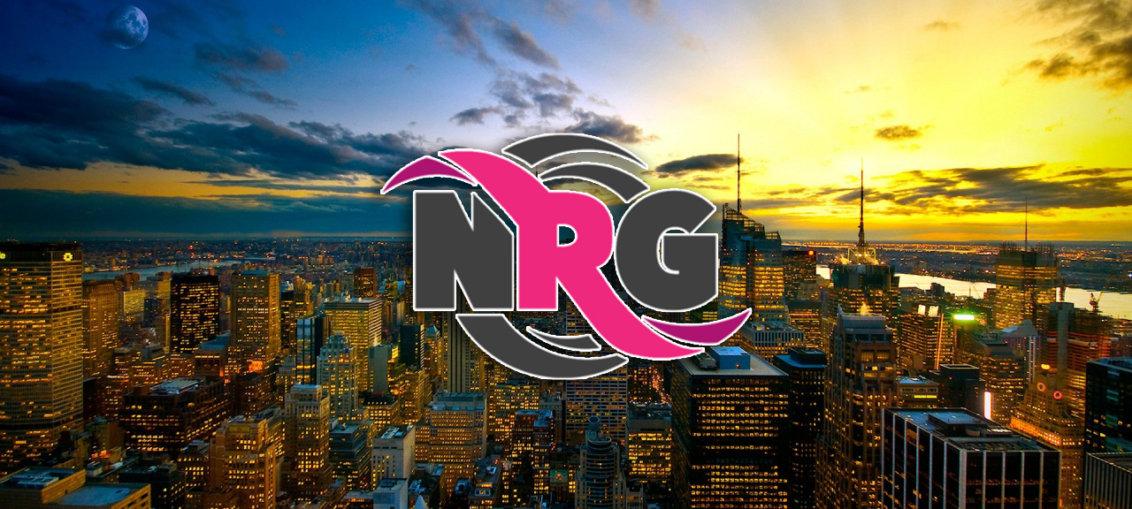 Washington DC sponsor NRG esports