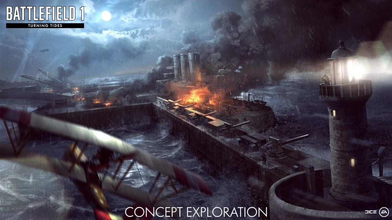 Battlefield 1 DLCs
