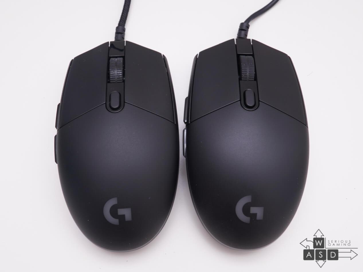 Logitech G203 & G Pro