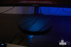 Samsung Curved 144 Hz Gaming display